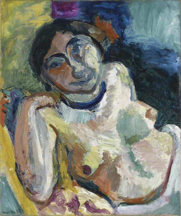 Hoe Matisse het fauvisme ontdekt