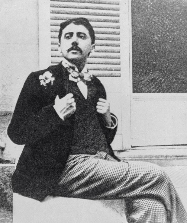 Proust, à livre ouvert