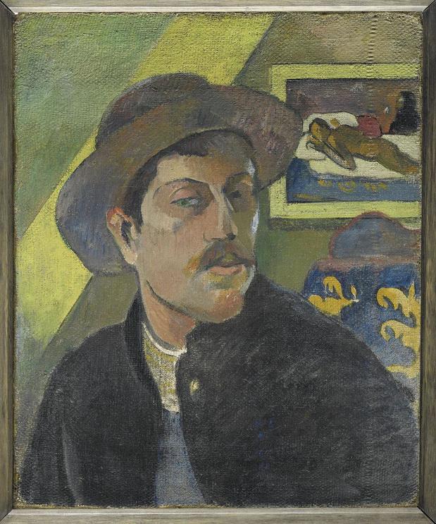 De portretten van Gauguin