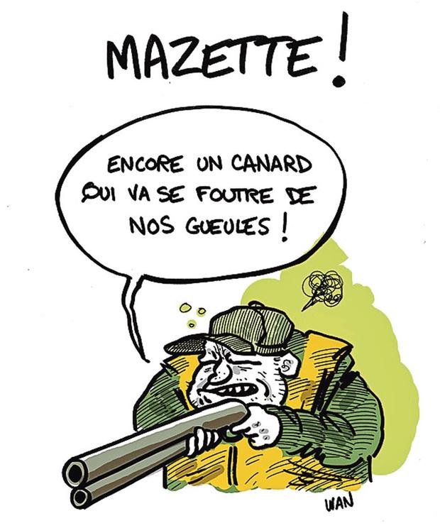 Mazette!
