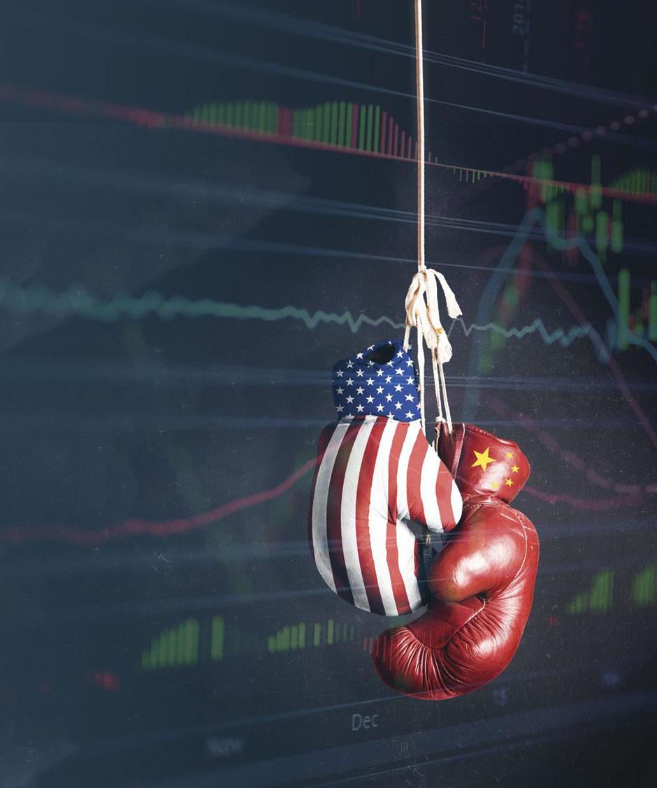 Hoe beleggen in tijden van handelsoorlog?