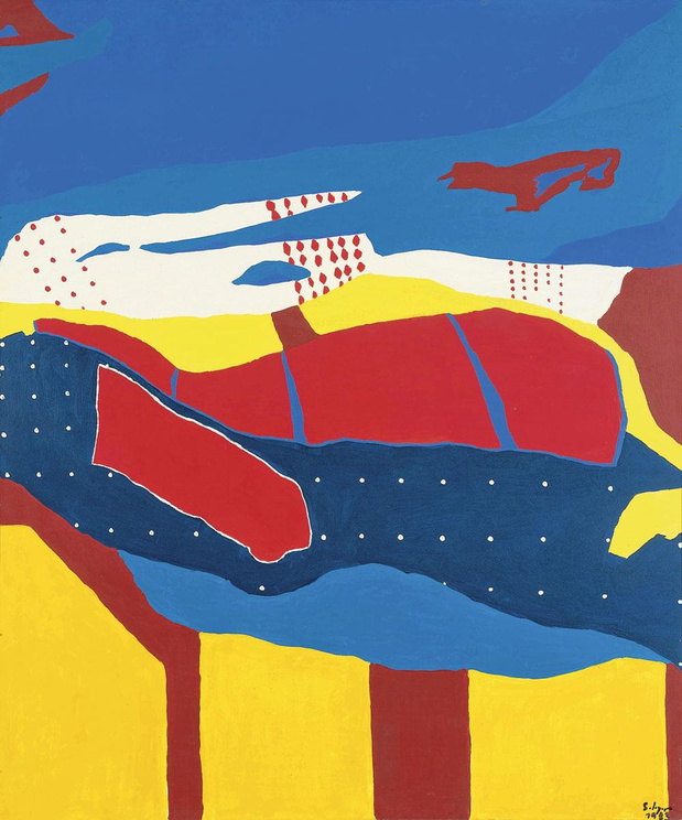 Luis Salazar. 40 ans de peinture