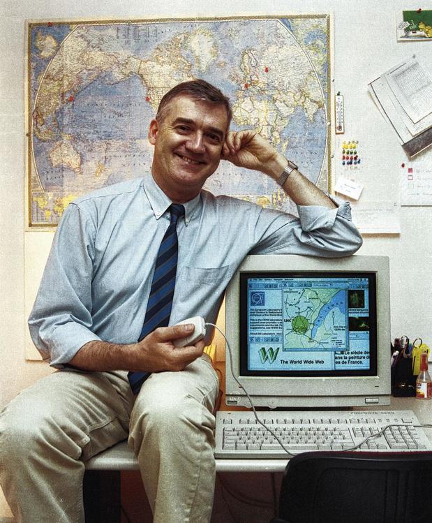 L'incroyable histoire (belge) du World Wide Web