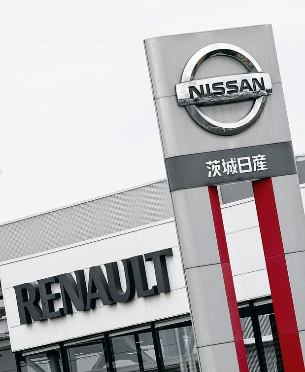 Un mariage à égalité entre Renault et Nissan ?