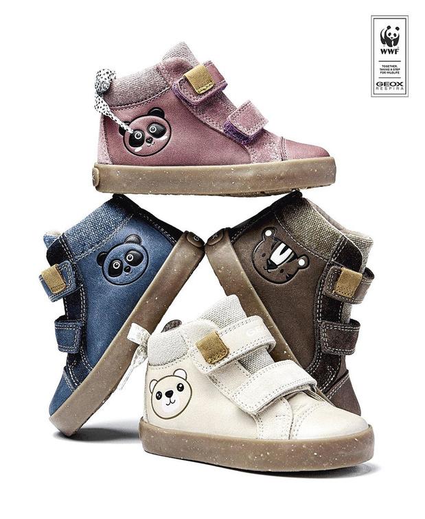 Des chaussures engagées