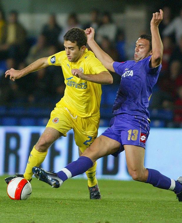 On a oublié qu'ils y ont joué: Anthony Vanden Borre à la Fiorentina