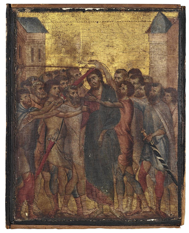 Cimabue et le Christ retrouvé