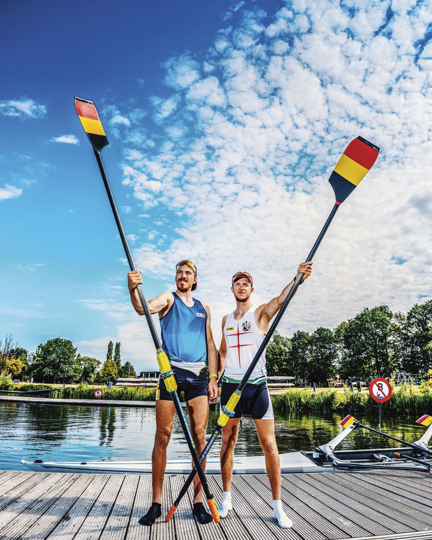 'Roeien is een eerlijke sport'