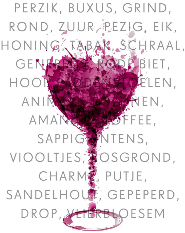 Wijn proeven, een kunst