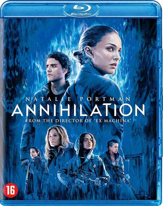 5x blu-ray Annihilation