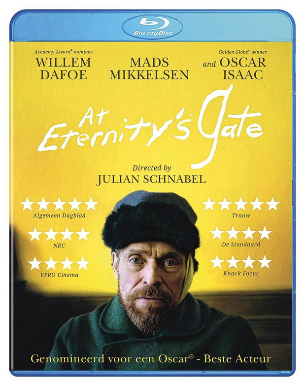 5x blu-ray At Eternity's Gate
