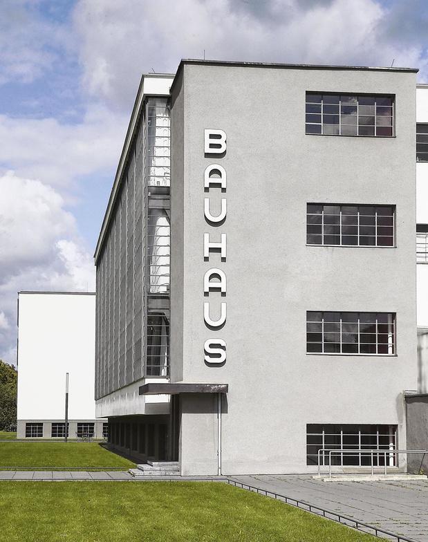 Le Bauhaus centenaire