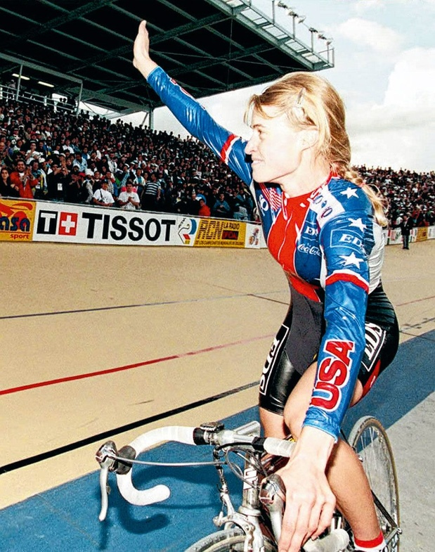 Rebecca Twigg: de la gloire olympique à la rue