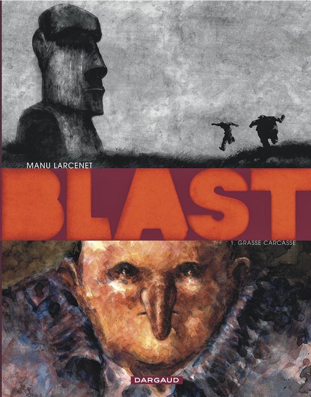 5/ Blast De Manu Larcenet (2010)