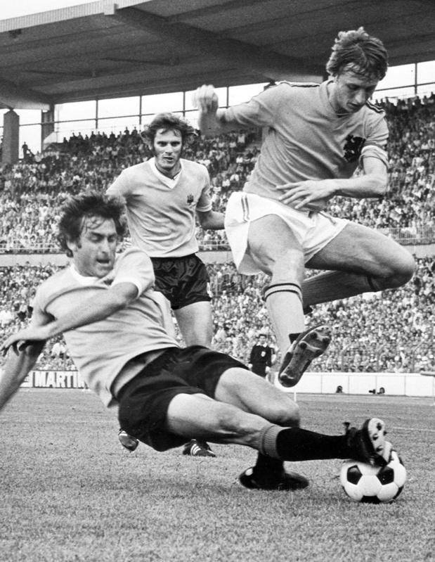 De beste Nederlandse voetballer aller tijden? U koos Johan Cruijff