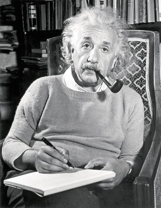 Une lettre écrite de la main d'Albert Einstein adjugée pour un million d'euros