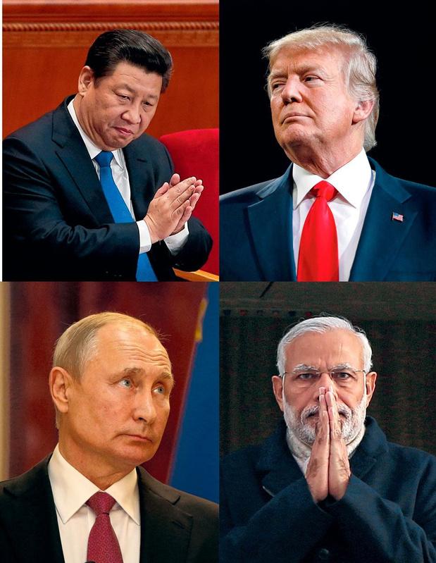 """""""Redonner une fierté plutôt qu'une hégémonie mondiale mal assurée"""""""