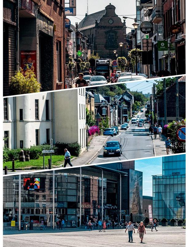 Wavre et Ottignies-Louvain-la-Neuve: deux pôles rivaux... qui se stimulent