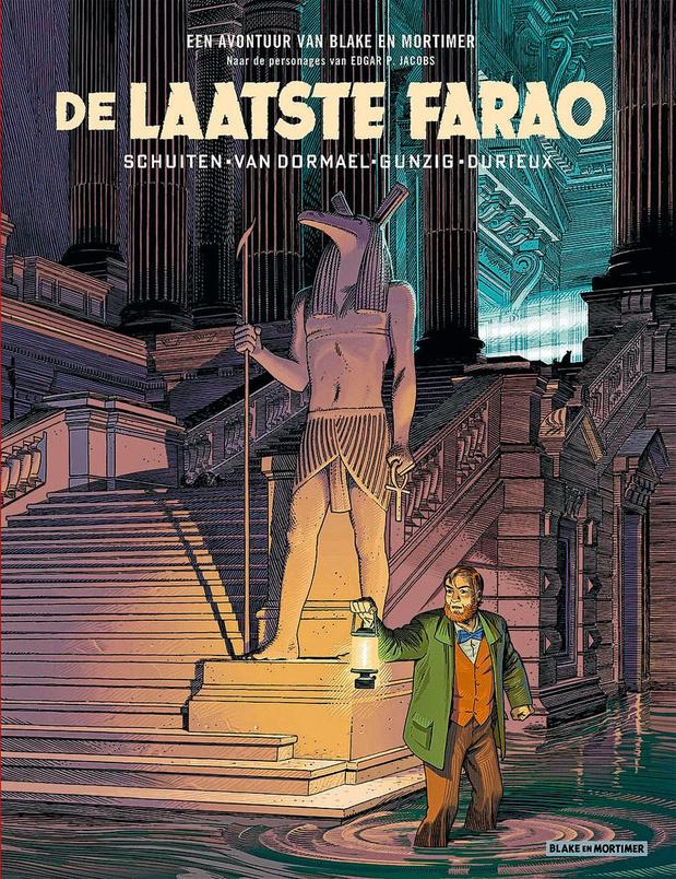 De laatste farao (Blake en Mortimer)