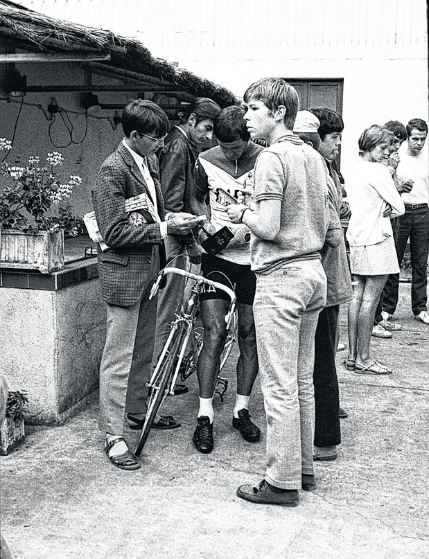 Le Tour de France 1969 d'Eddy Merckx