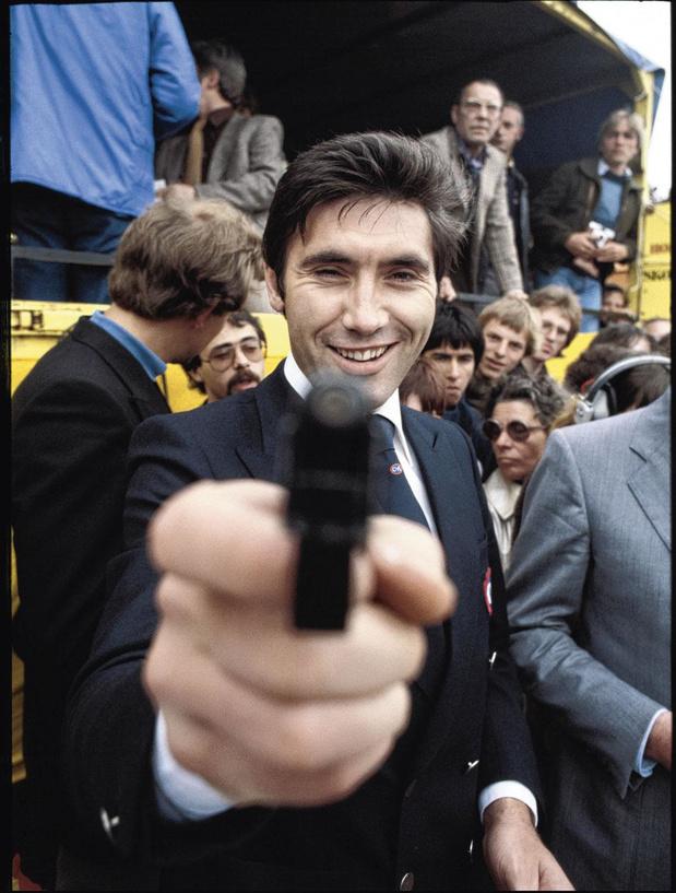 Mieux que Tintin, Brel ou Magritte... Il symbolise notre pays... Eddy Merckx, le roi des Belges