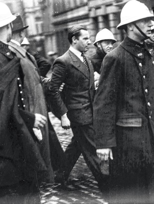 25 octobre 1936 : quand Degrelle voulut imiter Mussolini