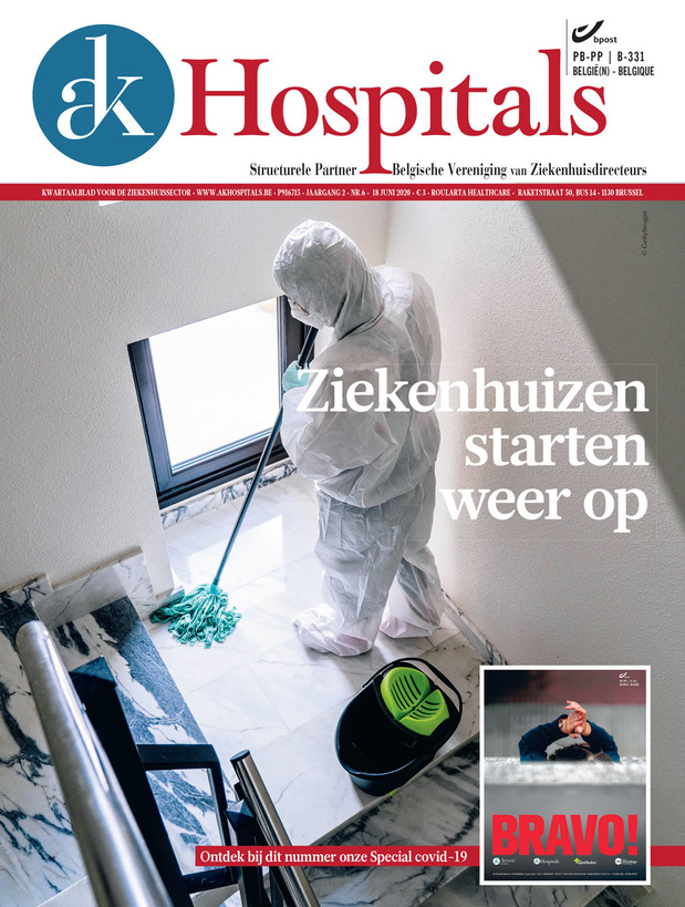 Nieuwe AK-Hospitals ligt deze maand in uw bus