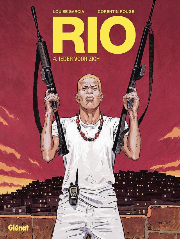 Ieder voor zich (Rio 4)