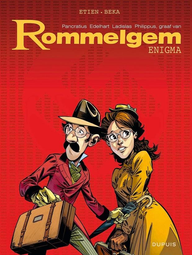 Rommelgem - Enigma
