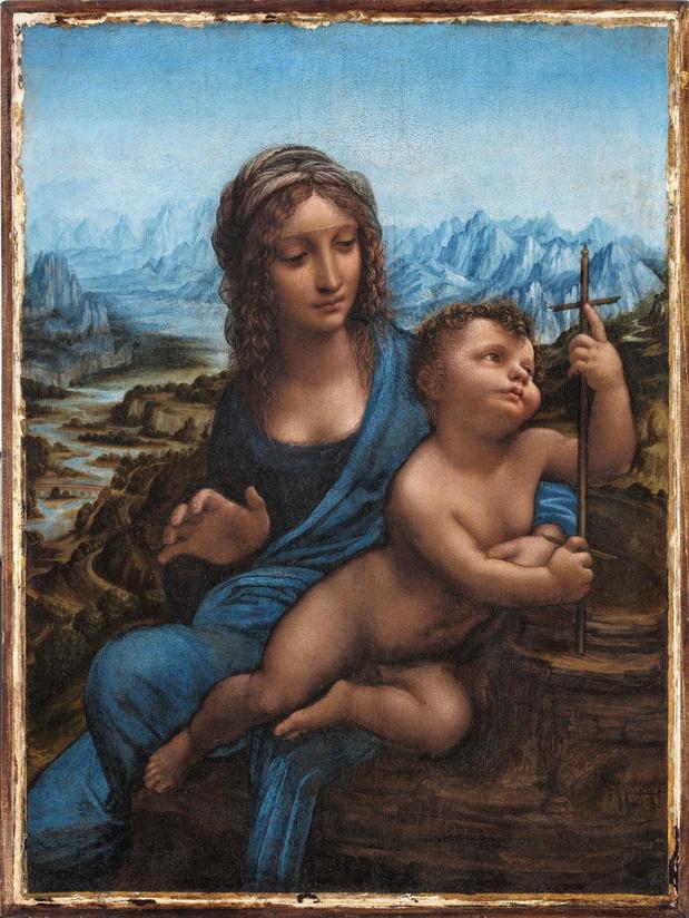 Léonard de Vinci, le chef-d'oeuvre redécouvert