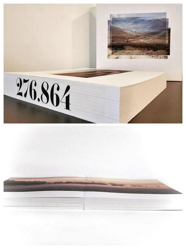 L.Capitan imprime le plus beau livre du monde