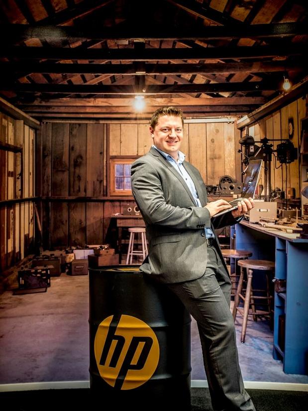 Koen Van Beneden volgt Dirk Slachmuylder op bij HP BeLux