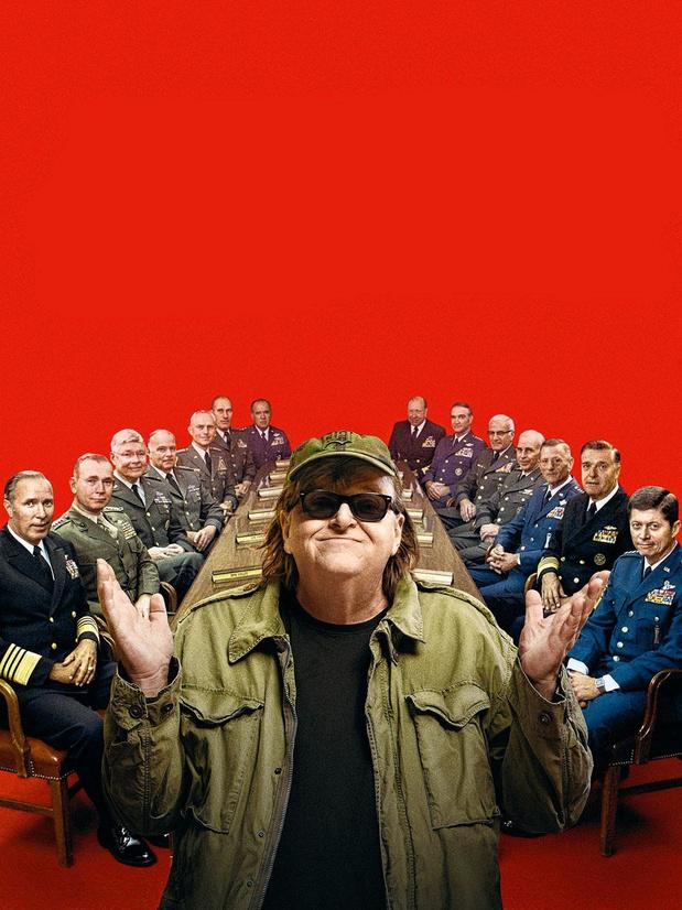 Tv-tip: Michael Moore valt Europa binnen in 'Where to Invade Next'