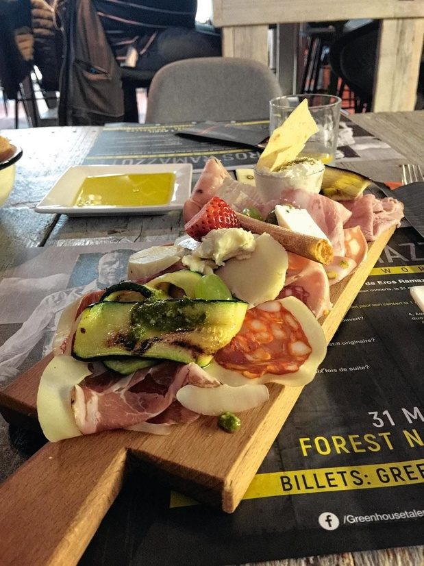 Le restaurant de la semaine: Tra Di Noi, pizzicheria généreuse
