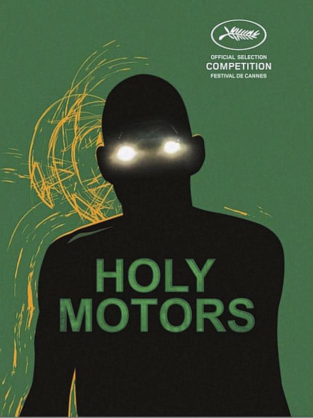 1/ Holy Motors De Leos Carax (2012)