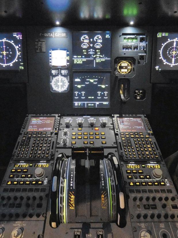On a testé: un simulateur de vol