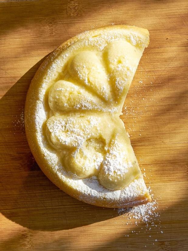 Japanse cheesecake