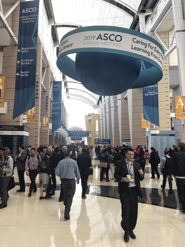 #MeToo op het ASCO-congres