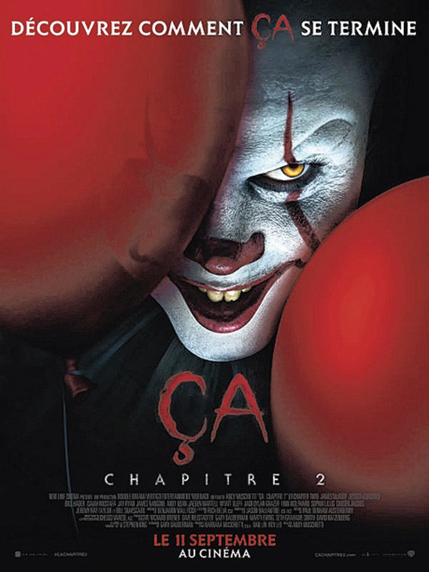 [Critique ciné] It Chapter Two, ponctuellement très inventif