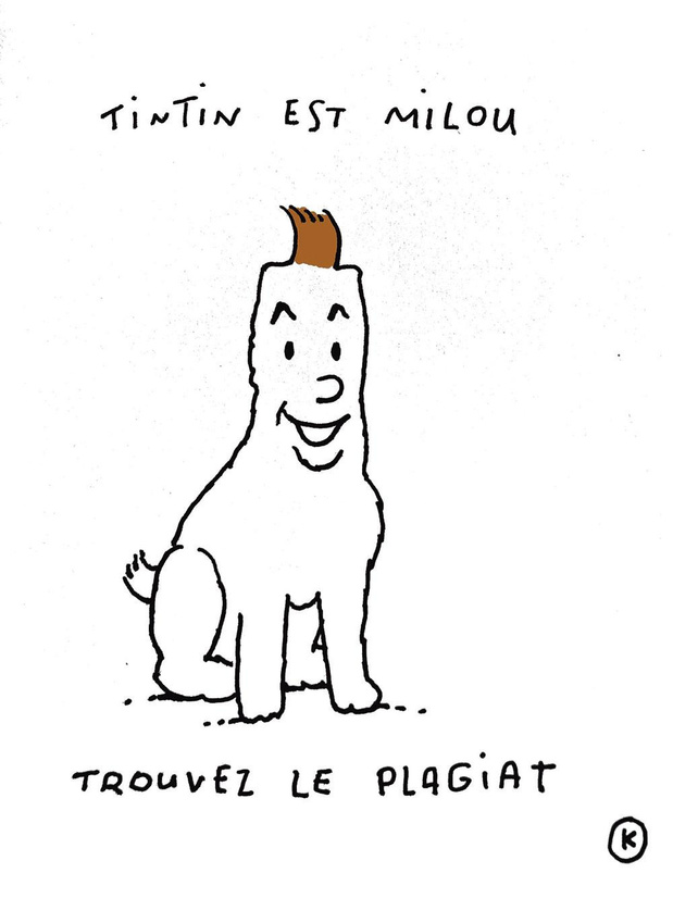 L'édito: Touche pas à mon Tintin