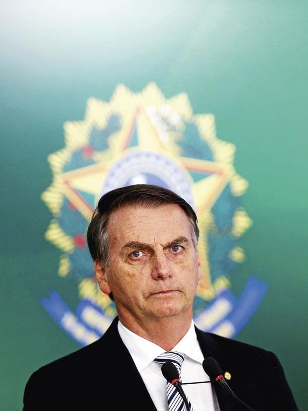 Het Bolsonaro- effect in Brazilië
