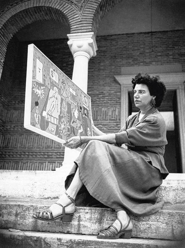 Peggy Guggenheim: la collectionneuse