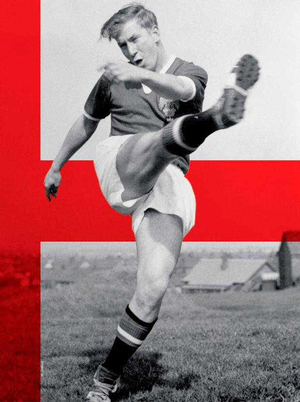 Bobby Charlton après Munich, il a perdu le sourire