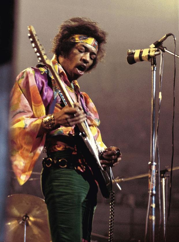 Legends: Jimi Hendrix