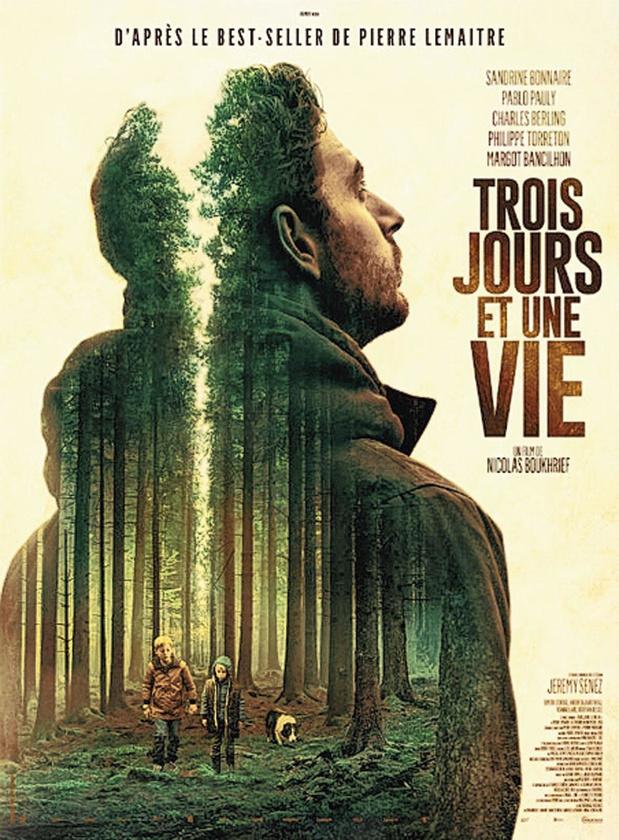 [Critique ciné] Trois jours et une vie, un film sombre, plombé, inégalement prenant