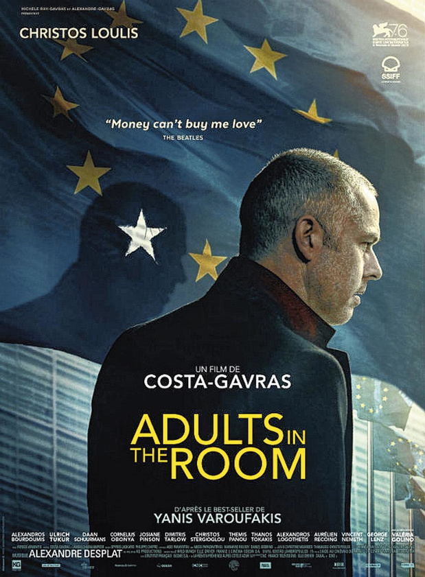 [Critique ciné] Adults in the Room, puissant film sur la crise grecque