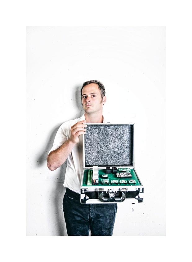 Jens Verbeeck (Magic Instruments): 'Wij willen een groot halfgeleiderbedrijf worden, à la Melexis'