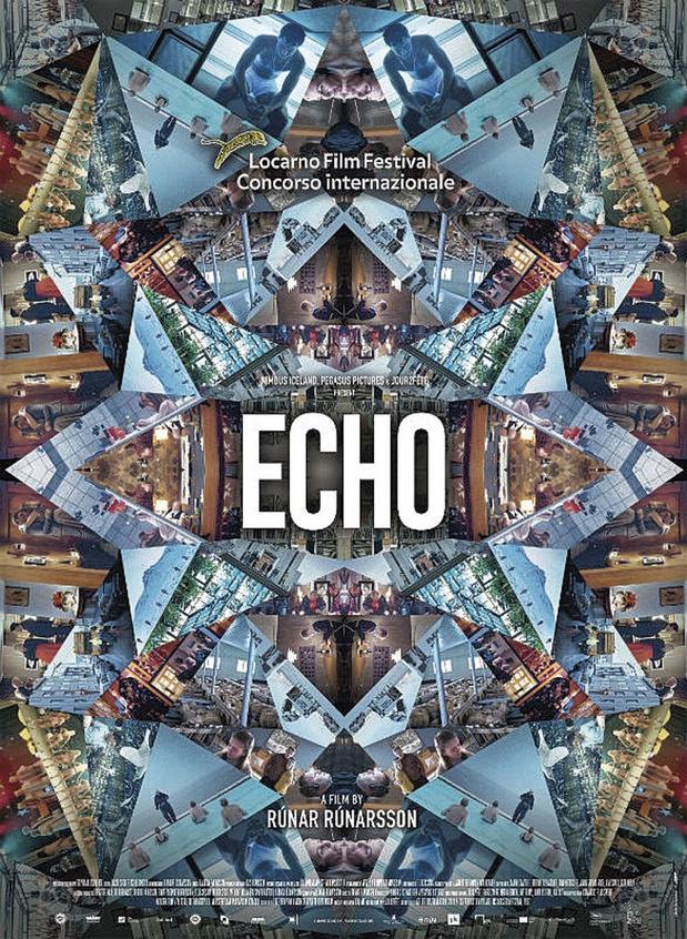 [Critique ciné] Echo, film-concept qui ne produit pas grand-chose