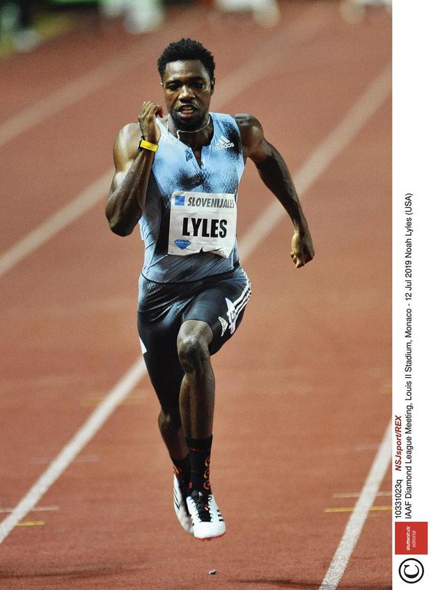 De sprinter die niet alleen snel wil lopen