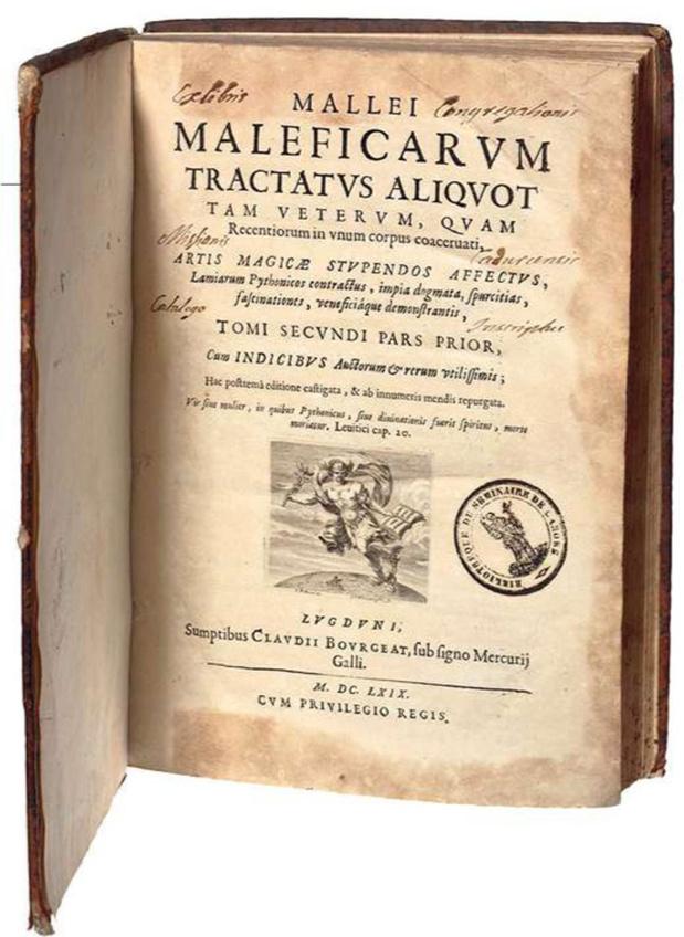 Handboek heksenbestrijding